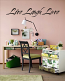 Live Laugh Love III | Wall Decals
