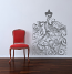 Gown Wall Decal