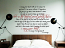 I Carry Your Heart With Me Wall Decal