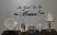 Its Good To Be Home Wall Decal