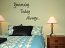 Yesterday Today Always Wall Decal