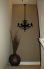 Chandelier 1 Wall Decal