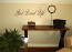 God Loved Life Wall Decal
