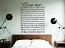 Give Me A Kiss To Build A Dream On Wall Decal