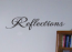 Reflections Wall Decal