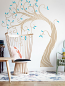 Slim Willow Wall Decal