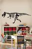 T-rex Skeleton Decal