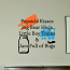 Popsicle Kisses Little Boy Wall Decal