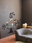 Family Photo Tree 4 With Leaves On The Branches Wall Decal
