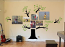 Family Photo Tree With Leaves Wall Decal