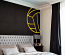 Waterpolo Ball Lines Wall Decal