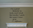 Believer In Luck Wall Decal