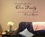 Our Family Together Forever Wall Decals