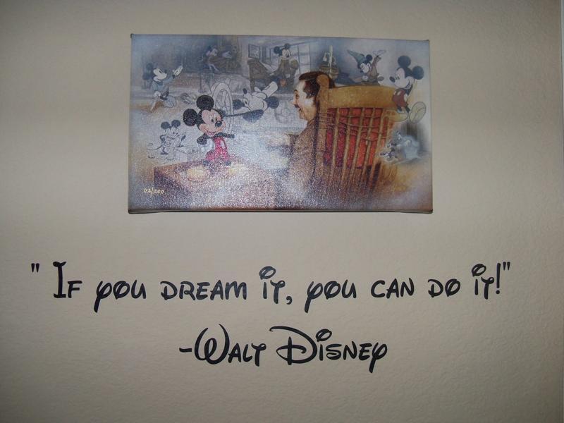 Walt Disney Wall Decals