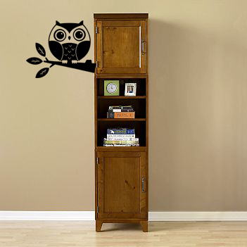 Cute Baby Owl | Wall Decals