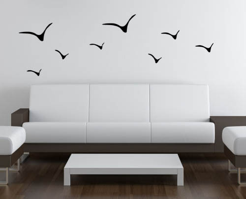 Seagulls Wall Decal