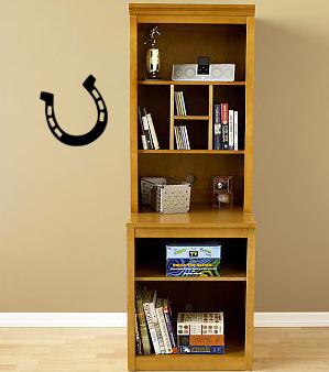 Horse Shoe Wall Decals