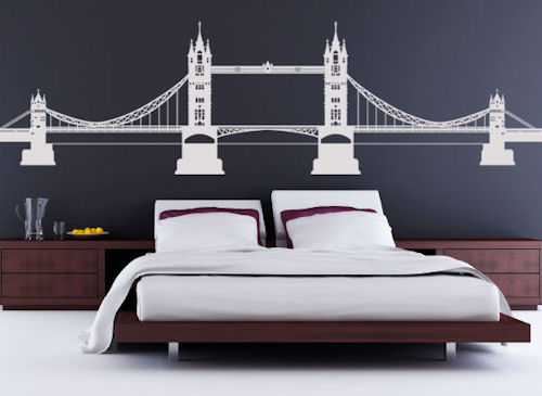 Tower Bridge Wall Decal