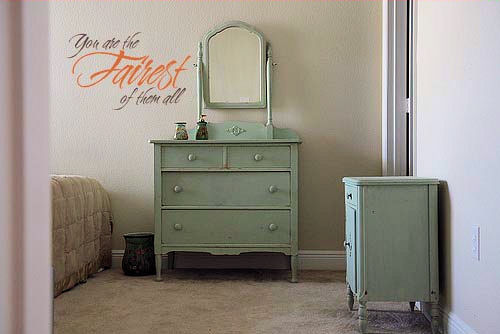 Fairest Of Them All Wall Decal