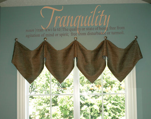 Tranquility Redefined Wall Decals