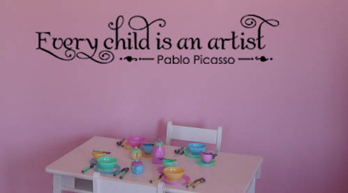 Every Child Wall Decals