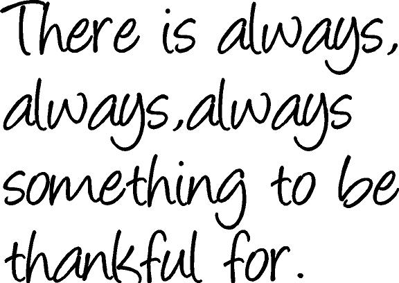 Thankful | Wall Decals