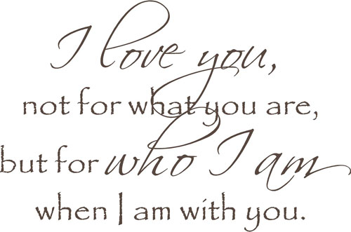 I Love You | Wall Decal