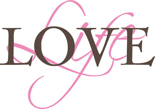 Love Life | Wall Decal