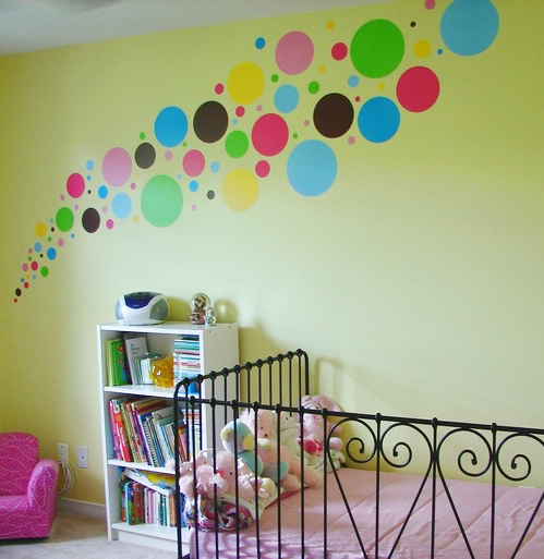 Dots & Circles Wall Decal Pack