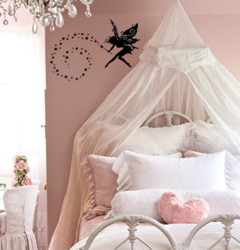 Fairy Stars Wall Decals