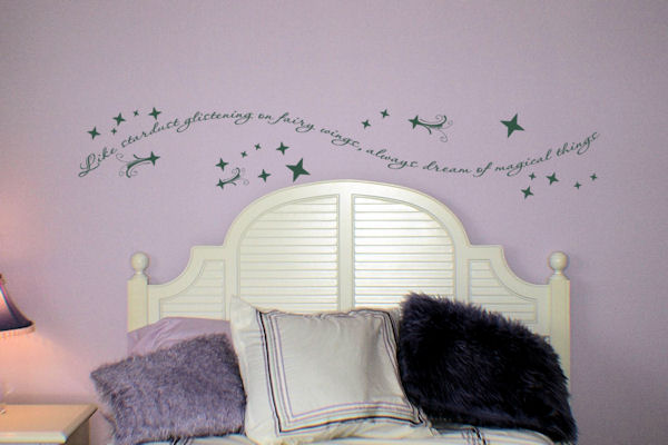 Fairy Wings | Wall Decals