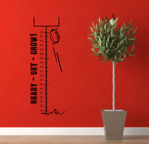 Ready Set Grow Wall Decals