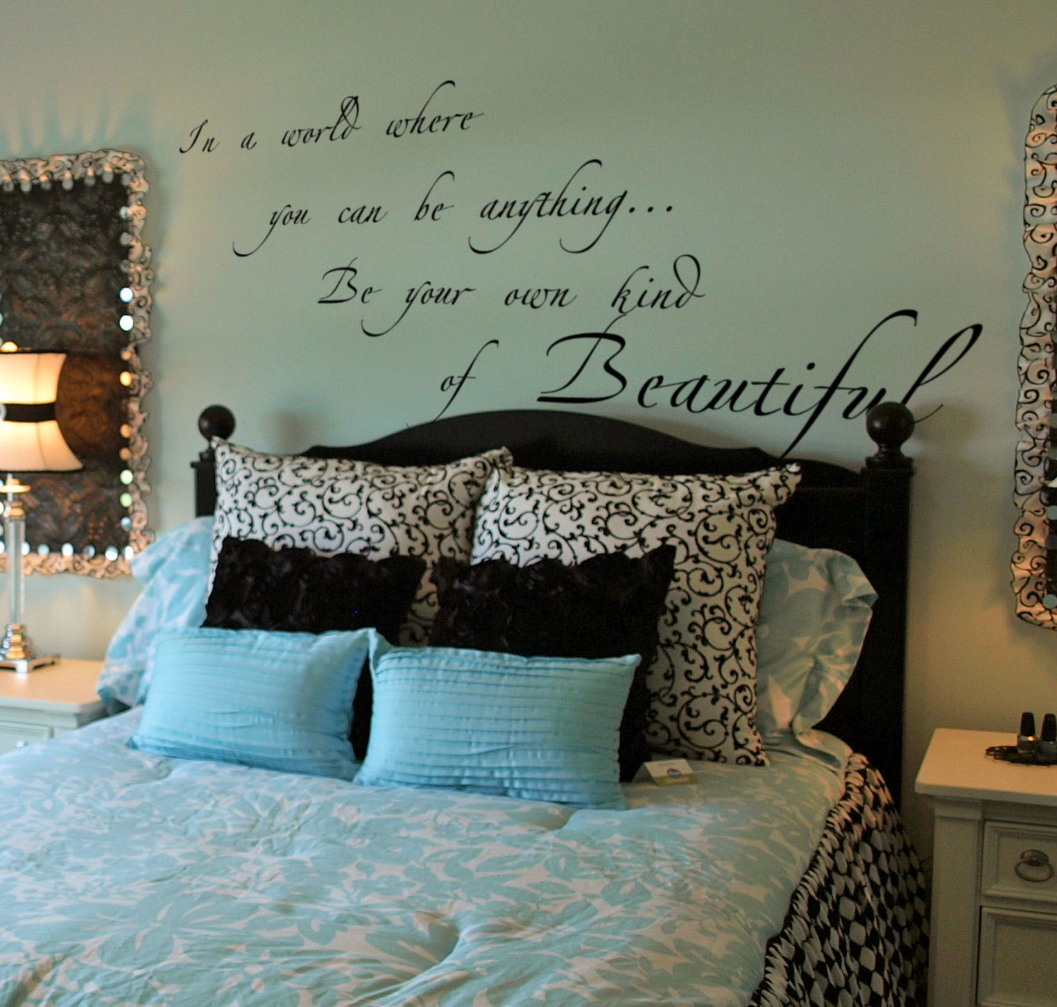 Own Kind Of Beautiful | Wall Decals