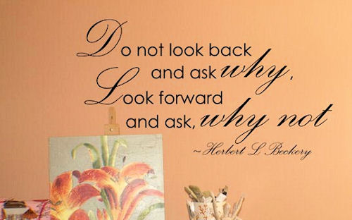 Ask Why | Wall Decals