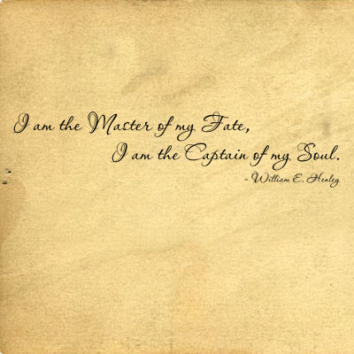 I Am Master Fate Captain Soul | Wall Decals