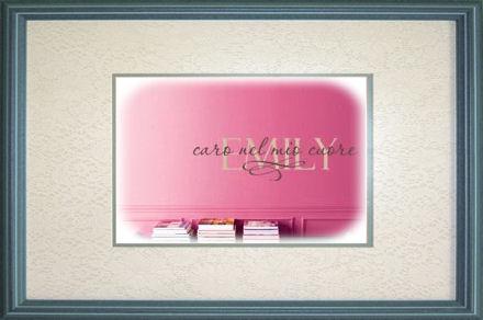 Dear In My Heart | Wall Decal