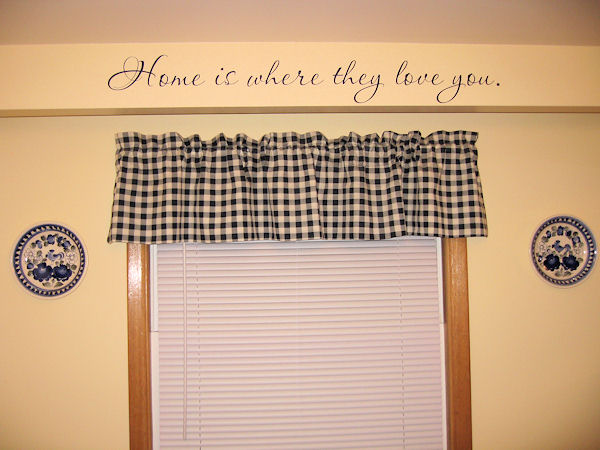 Home Love Wall Decal