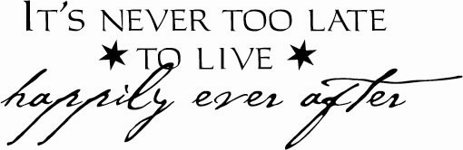 Live Happily Ever After | Wall Decal