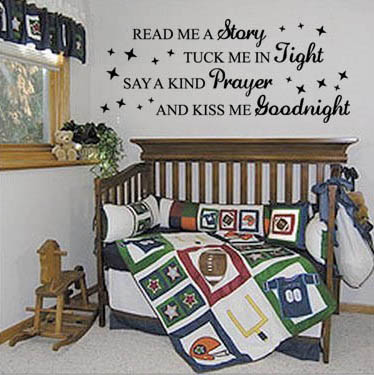 Read Me a Story Wall Decals