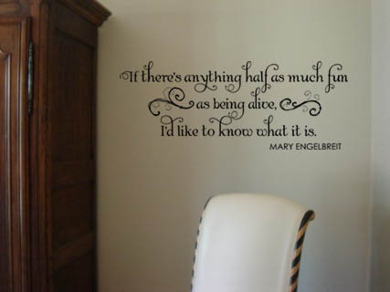If There is Anything | Wall Decals
