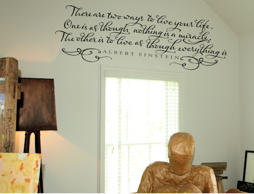 Two Ways | Wall Decals