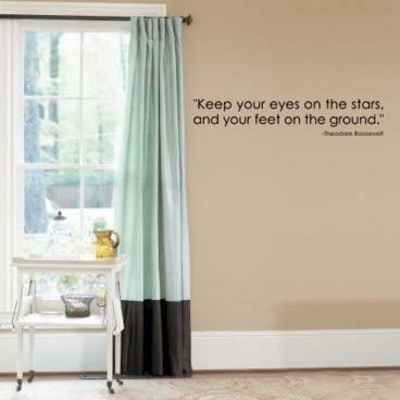 Eyes on the Stars | Wall Decals