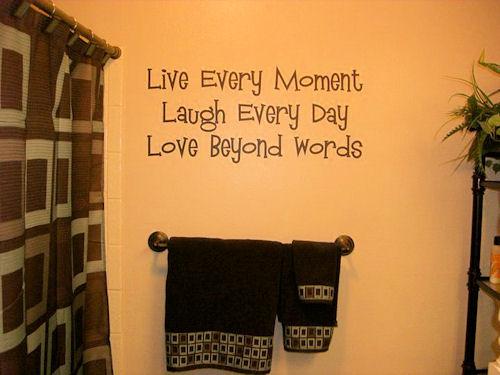 Live Laugh Love Mandingo | Wall Decals