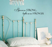 Stronger Wall Decal