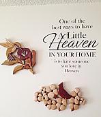 Heaven Home Decal