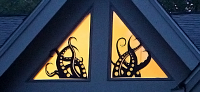 Kraken Window Monster Wall or Window Decal