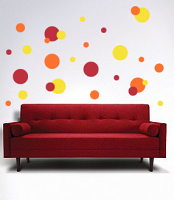 Small Dots Wall Decal