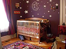Moon & Stars Nursery Decals