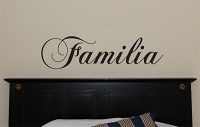 Familia Wall Decal