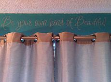 Be Your Own Beautiful Wall Decals